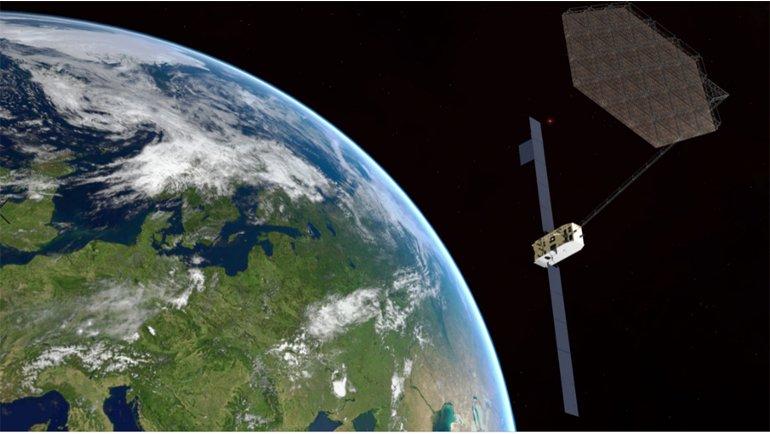 Airbus, uzay aracını inceleyecek