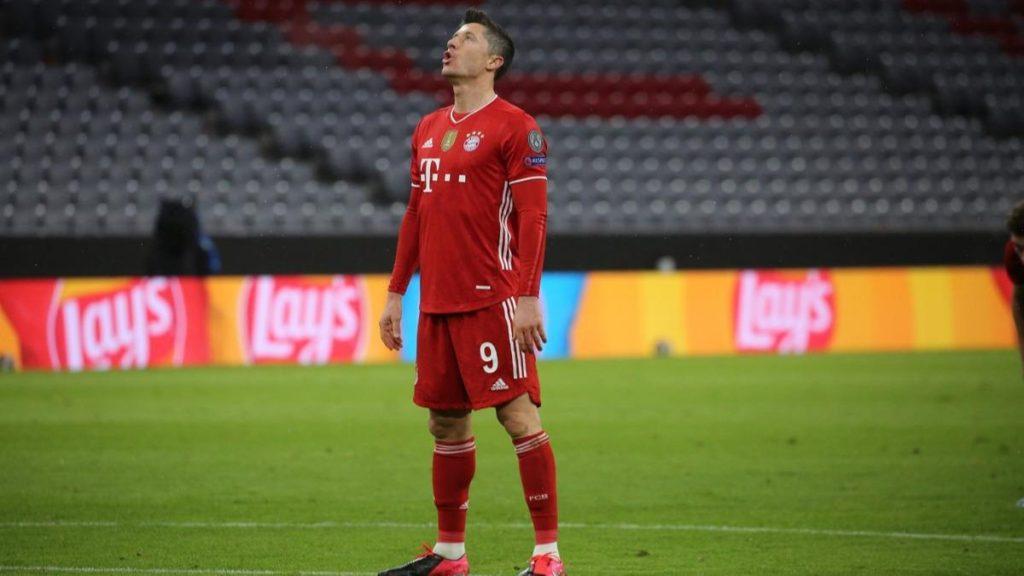 Bayern Münih, Lazio'yu farklı geçti ve adını çeyrek finale yazdırdı