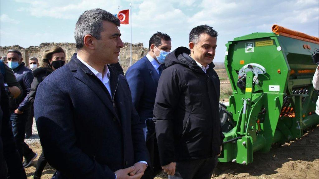 Kardeş ülkeden Türkiye açıklaması: Bu alanda iş birliği yapacağız