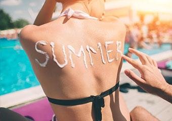 Yaz aylarında cilt bakımı için yapmanız gerekenler