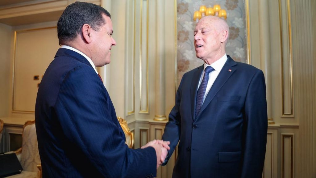 """Libya ziyareti """"tarihi"""" olarak nitelendirildi! """"Mağrip Birliğini yeniden aktifleştirelim"""""""